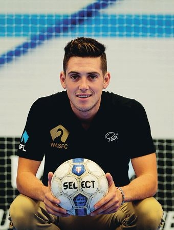 Daniel Cappellaro is heading to Spain to play with Barcelona club Futbol Sala Castelldefels.