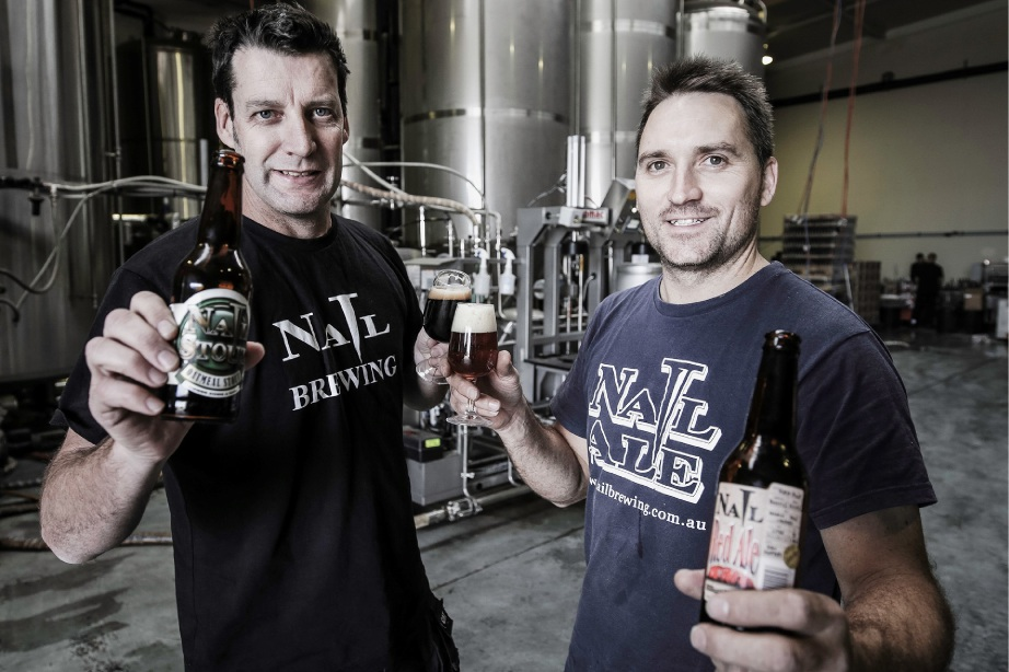 Bassendean's Nail Brewing celebrating Good Beer Week with appearance at Great Australasian Beer Spectacular