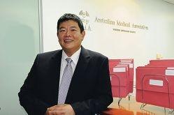 Dr Richard Choong.