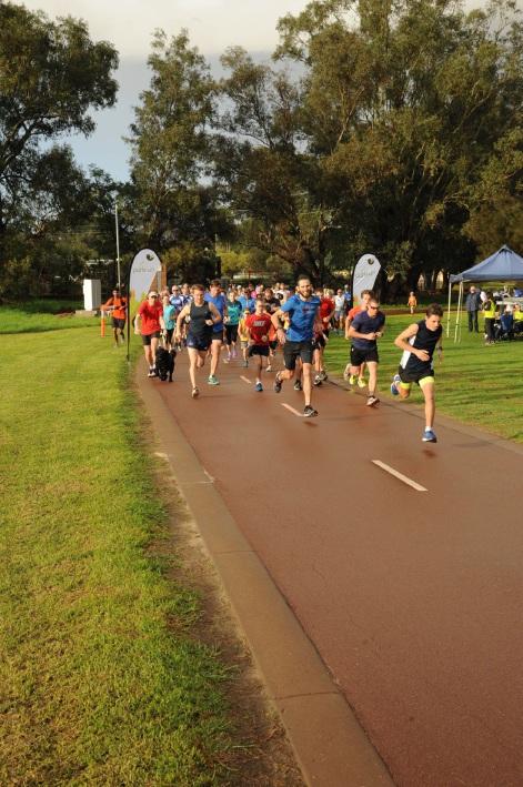 Volunteers have started holding parkrun events at Woodbridge Riverside Park.