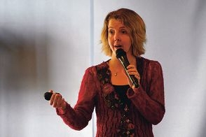 Senior community physiotherapist Fiona Aamodt. d408085