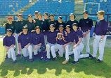 The victorious Darling Range Sports College upper school baseball team.