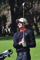 Canning Vale golfer Jarryd Felton won a five-stroke victory at the Queensland men's strokeplay last week.