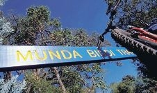 The Munda Biddi biking trail is the longest, most continous off-road cycling track in the world.