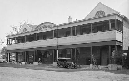 The elegant Kalamunda Hotel