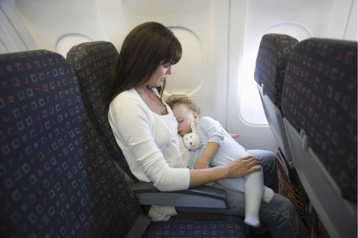 Flying with a baby: five easy ways you can make the trip smoother for yourself