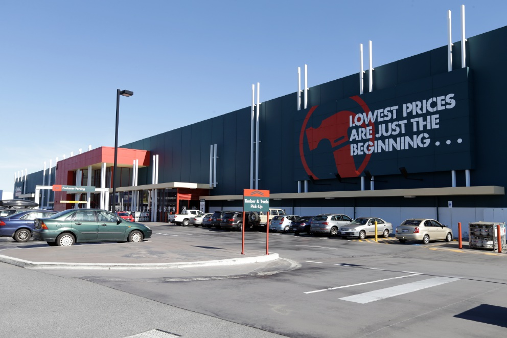 Bunnings Joondalup sold for $43.5m