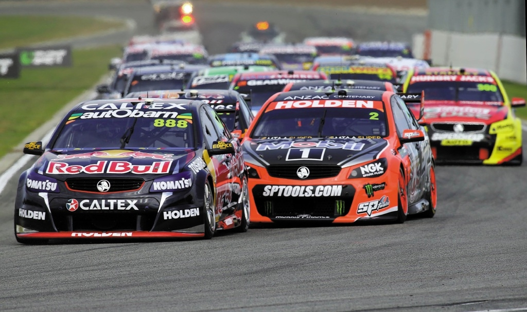 Supercars to stay put in Barbagallo