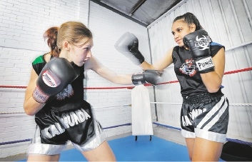 Hamlett and Bell show potential in ring