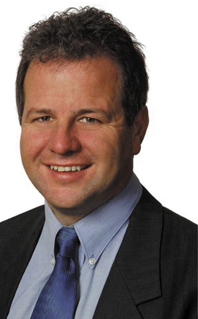 Dennis Jensen.