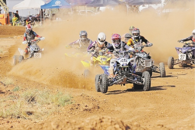 Four WA riders excel in ATV National Championships