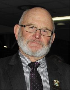 Councillor Richard Smith.