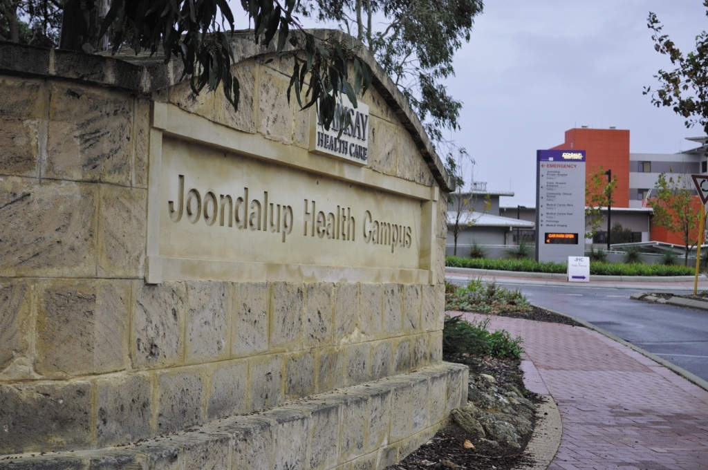 Joondalup Health Campus.
