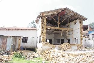 Student recalls quake terror