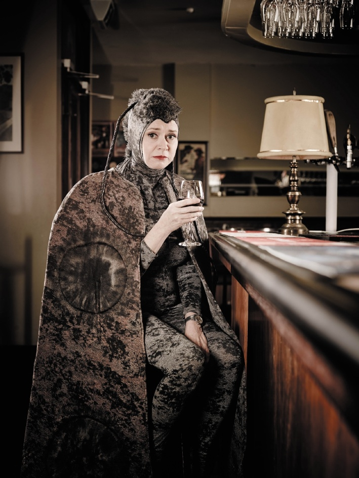 Judy Lucy brings Ask No Questions of the Moth to Perth Concert Hall in July.