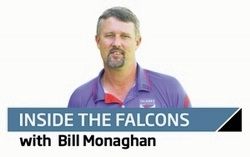 Falcons buoyed by efficient kicking in back-to-form win
