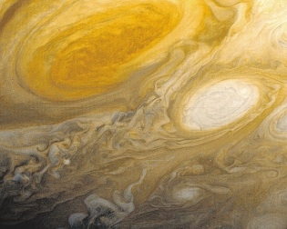 A NASA image of Jupiter.
