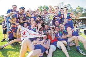 Gidgegannup won five grand finals, a spree which ended when Chidlow Cougars won by four points last season.