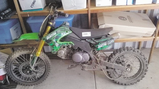Pinjarra police are trying to find the owners of this bike