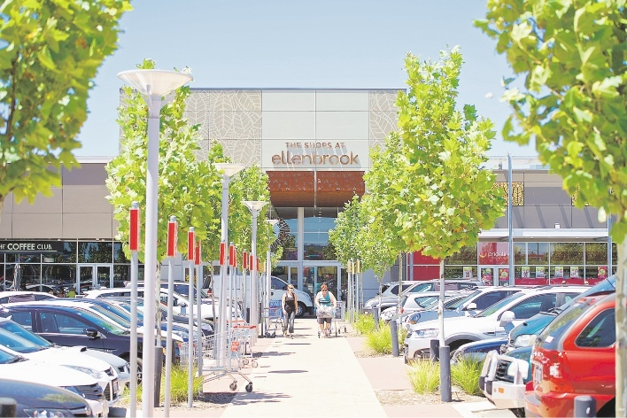 The Shops at Ellenbrook is expected to be sold by the end of the year.