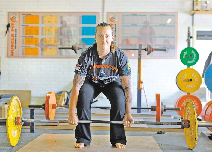 Jess Ngarotata has already made a significant impression in a sport she has only recently adopted.