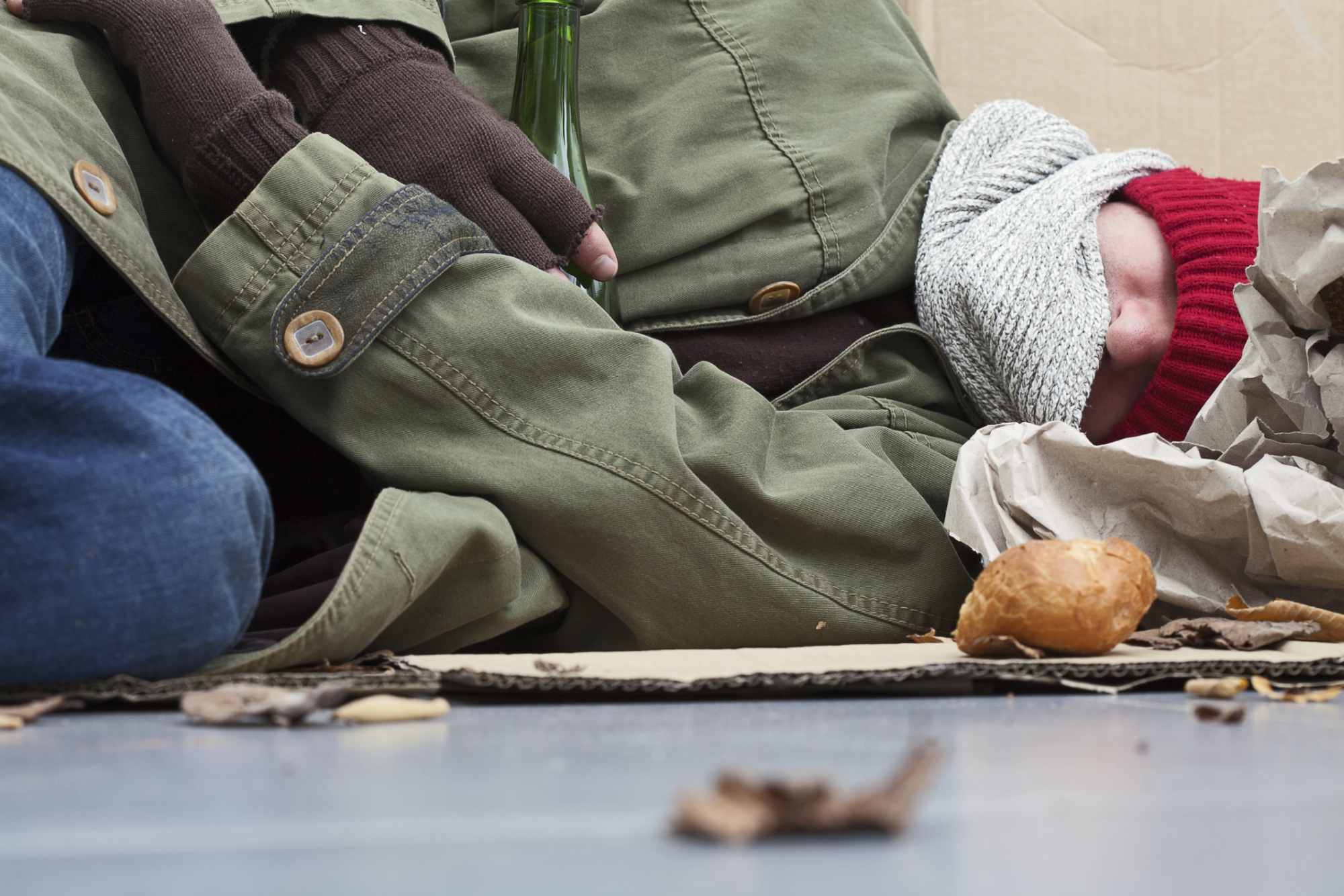The homeless are looking to hostels for accommodation. Picture: file image