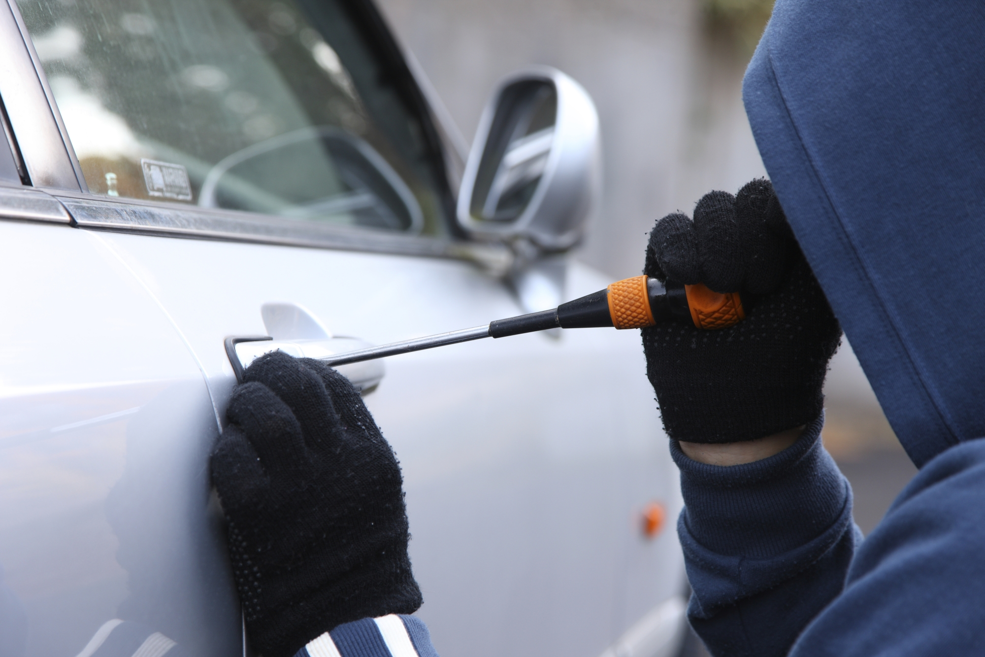 Police have warned of a spike in car break-ins.