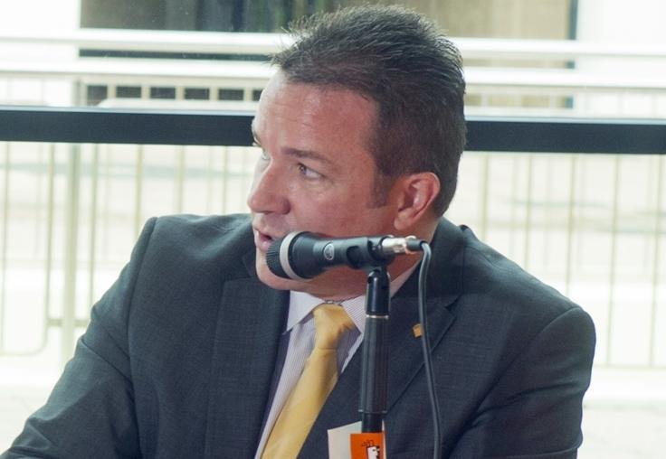 WALGA president Troy Pickard.