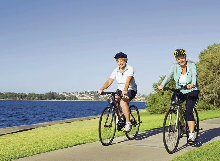 The City of Melville says it is always searching for new and innovative ways to improve cyclist safety.