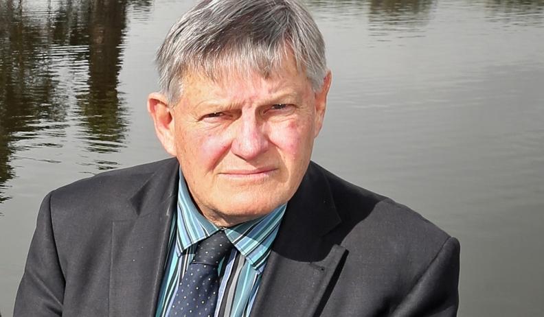 Victoria Park Mayor Trevor Vaughan.