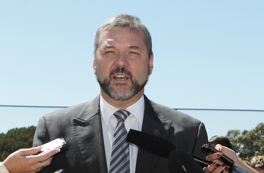 Commerce Minister Michael Mischin.