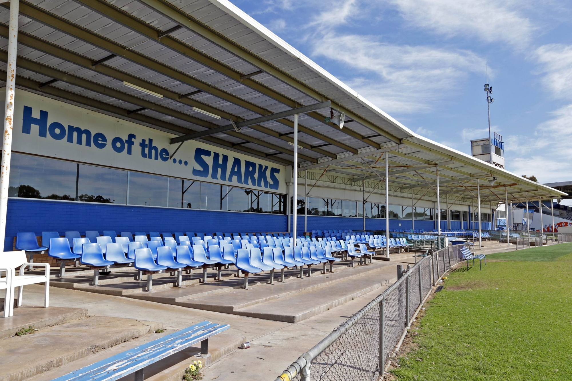 East Fremantle Oval's future is up for discussion. Picture: Martin Kennealey