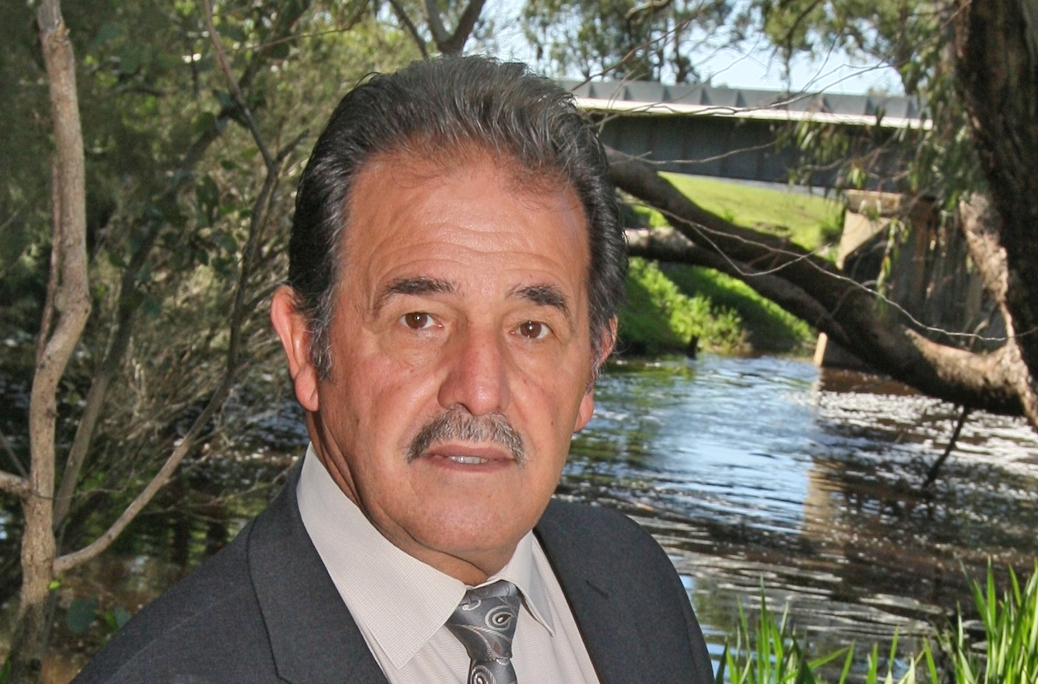 City of Swan Mayor Charlie Zannino.