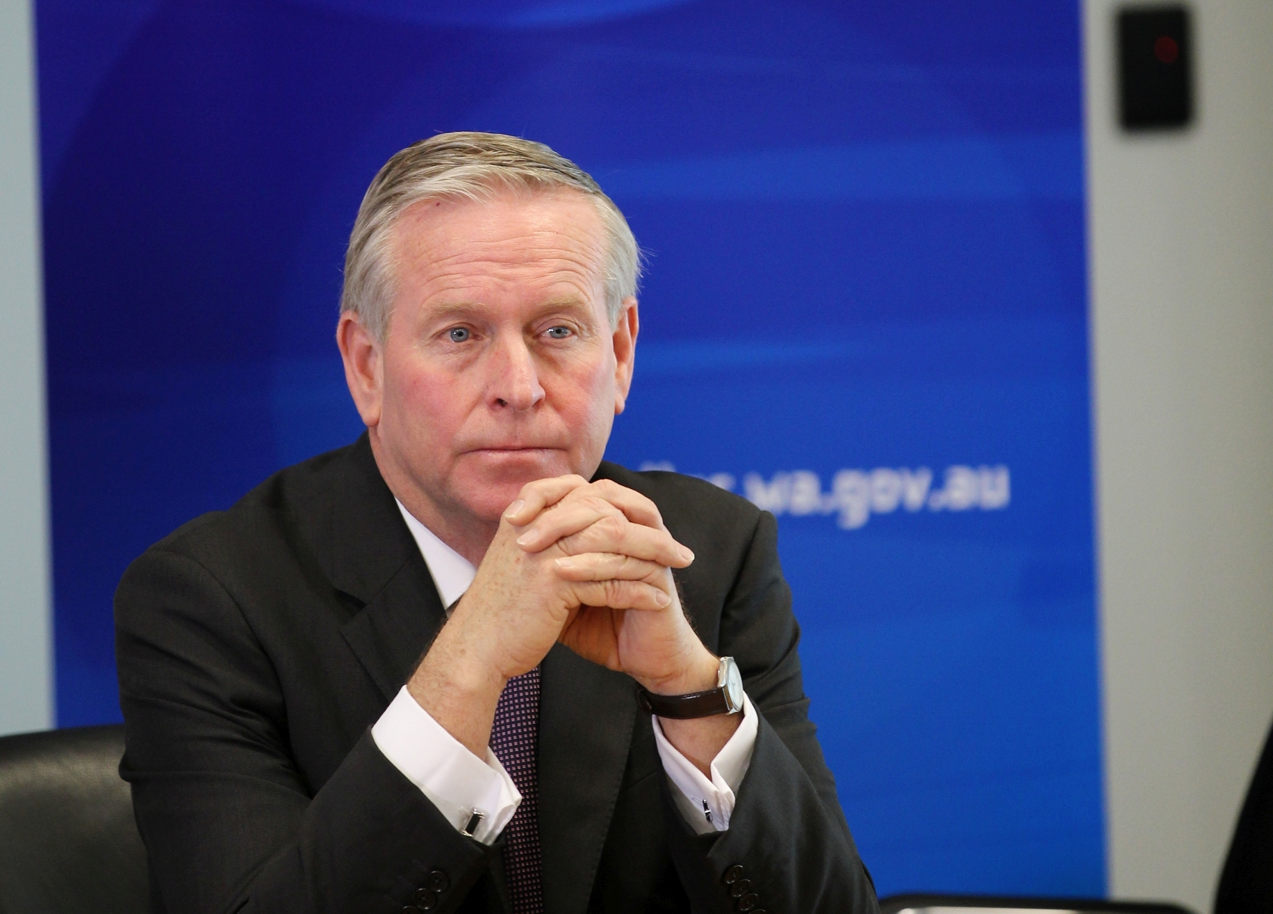 Claremont Council is in a disagreement with Cottesloe MLA Colin Barnett. Picture: file image
