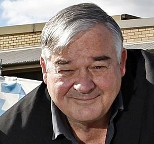 Former Canning Commissioner Linton Reynolds.