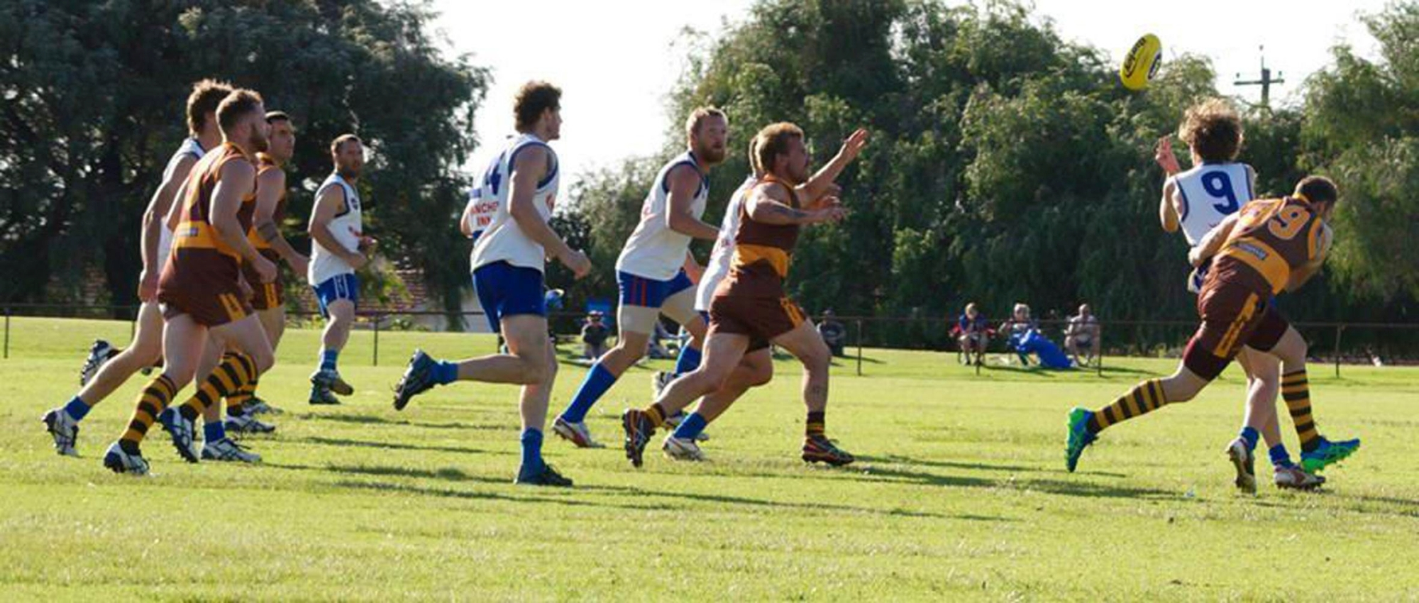 Yanchep overcame Warwick Greenwood in a close match. Picture: Yanchep Red Hawks