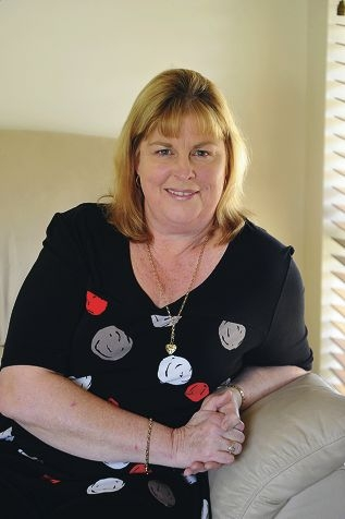 Michelle Shelley has learnt to manage chronic pain issues.