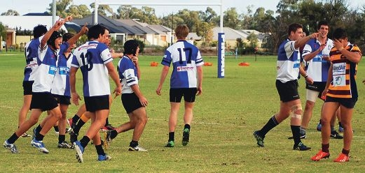 Mandurah Pirates Rugby Union under 18s produced a last-minute try to defeat Wests Scarborough.