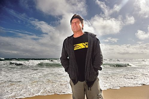 Surf photographer Peter Jovic has built a website for surfers. Picture: Marcus Whissond405862