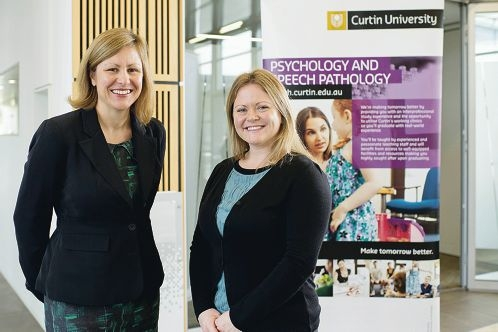 Associate Professor Clare Rees and Rebecca Anderson are developing an online treatment program for obsessive-compulsive disorder (OCD).
