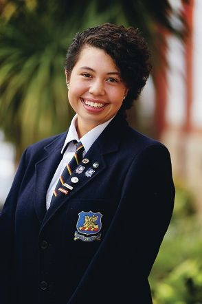 Perth Modern student Karri Coles has won a top award. Picture: Andrew Ritchie |www.communitypix.com.au d404845