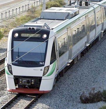 Train passengers stranded