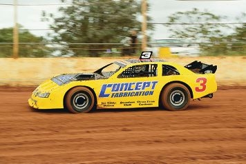 Former WA state champion Frank Does will be in action at the Ellenbrook Speedway on Saturday. Picture: Jon Gall Photography
