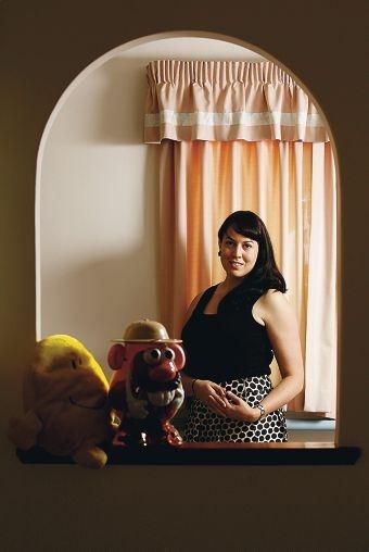 Clinical psychologist Amy Baxter.
