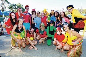Helena College's Motley Crew