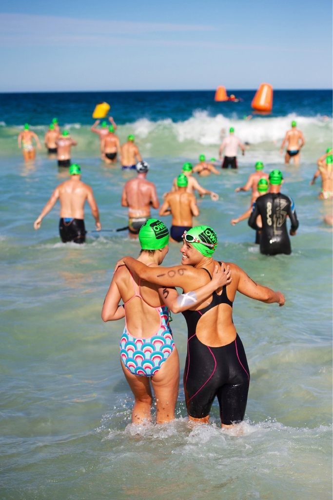 Registrations open for Scarborough's Open Water Swimming Series