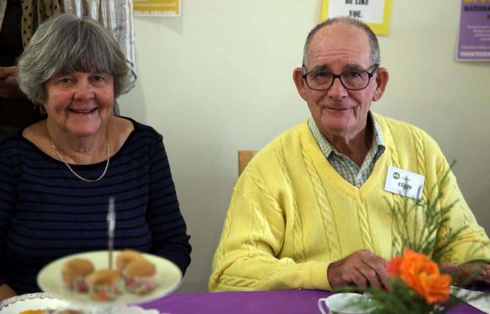 Bethanie Kingsley volunteers thanked as part of National Volunteer Week morning tea