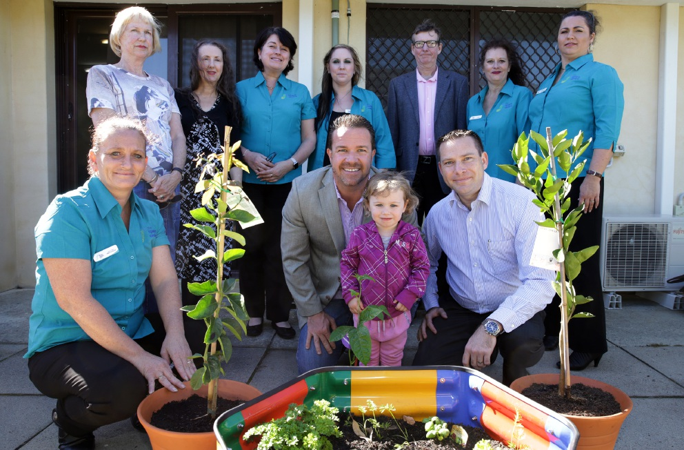 Heathridge: Spiers Centre grows a healthy habit