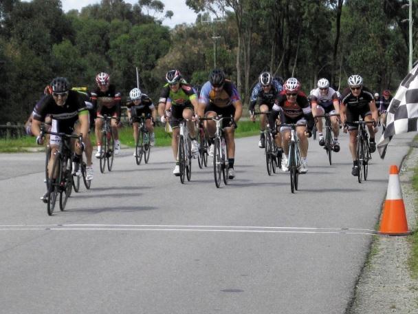 Peel riders impress