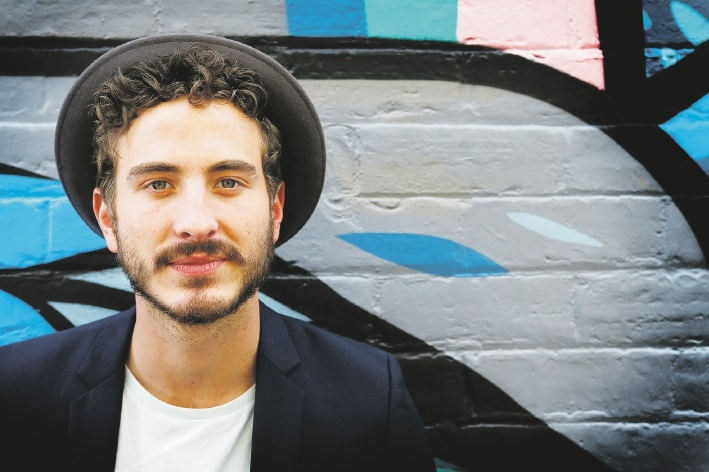 Actor Ryan Corr plays Timothy Conigrave in Holding The Man.